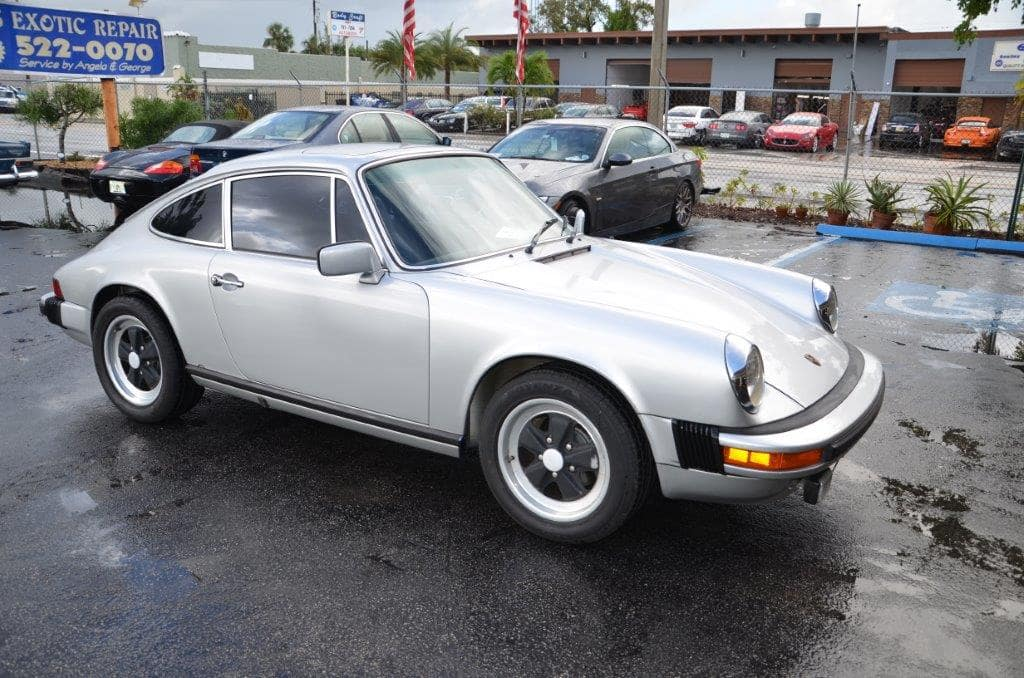porsche 911 for sale fort lauderdale